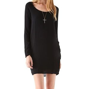 James Perse Soft Raglan Dress